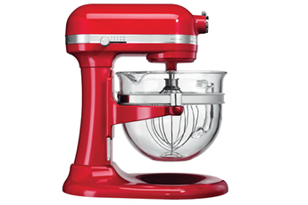 Robot patissier ARTISAN 5KSM6521XEER ROUGE EMPIRE Kitchenaid
