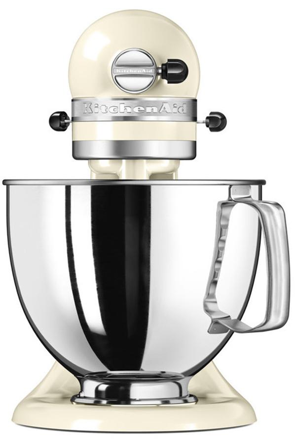 Robot patissier Kitchenaid ARTISAN 5KSM125EAC CREME (4252713) | Darty