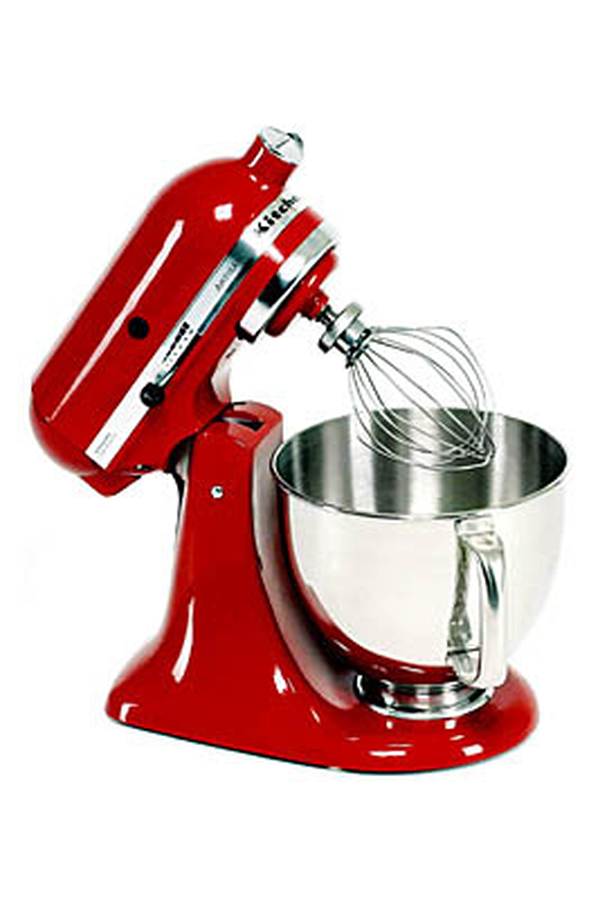 Robot patissier kitchenaid 5ksm150pseer artisan rouge for Avis sur robot kitchenaid