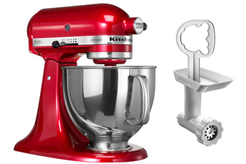 Robot patissier ROBOT ECA+HACHOIR 5FGA Kitchenaid