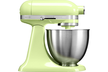 Robot patissier MINI 5KSM3311XEHW VERT AMANDE Kitchenaid