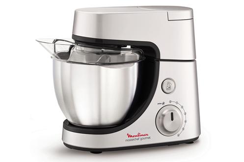 Robot patissier moulinex qa503db1 masterchef gourmet 4157044 darty - Robot de cuisine petrin ...