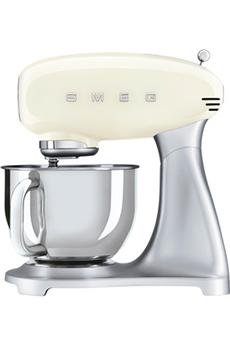 Robot patissier Smeg SMF02CREU Crème