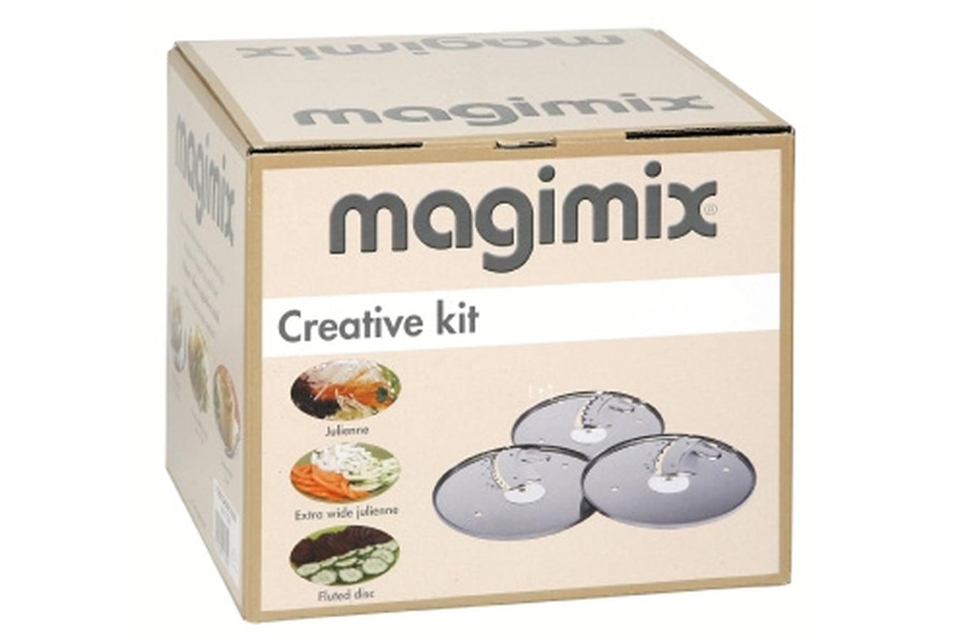 Accessoire robot magimix coffret cuisine creative 17280 disqu 17280 crea 1174150 darty - Coffret cuisine creative ...