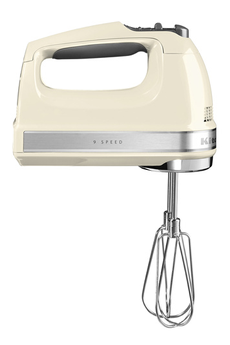 Batteur 5KHM9212EAC CREME Kitchenaid