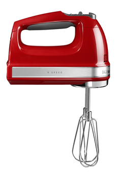 Batteur 5KHM9212EER ROUGE EMPIRE Kitchenaid