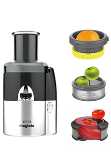 Extracteur de jus JUICE EXPERT 3 CHROME Magimix