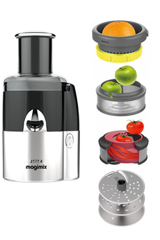 Extracteur de jus JUICE EXPERT 4 CHROME Magimix