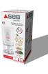 Seb SEB VALENTIN 2 en 1 compact Blanc 855306 photo 4