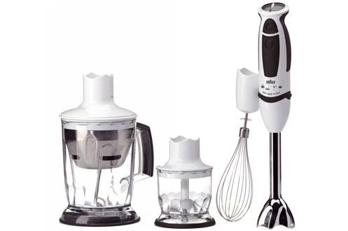 Avis clients pour le produit pied mixeur braun mr 540 apertive for Robot mixeur cuisine