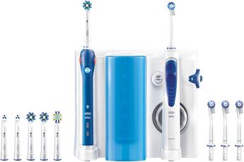 Combiné dentaire PRO 5000 + OXYJET Oral B