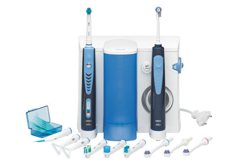 hydropulseur oral b pcare 8900 oxyjet center oc 19 3. Black Bedroom Furniture Sets. Home Design Ideas