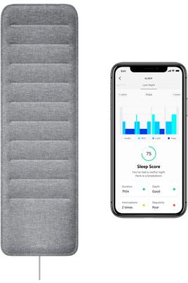 Withings - NOKIA Sleep Capteur de sommeil & Domotique