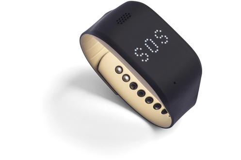 bracelet connecte personnes âgees