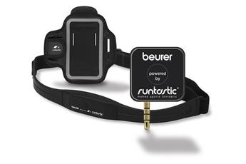 Traqueur d'activité PM200+ Cardiofréquencemètre pour Smartphone Beurer