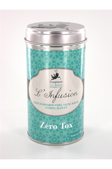 Thé INFUSION ZERO TOX Gourmet In Love