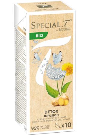 Café et thé Special.t By Nestle DETOX (X10)