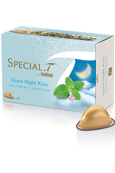 Thé GOOD NIGHT KISS INFUSION Special.t By Nestle
