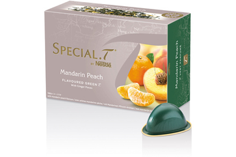 Thé MANDARIN PEACH Special.t By Nestle