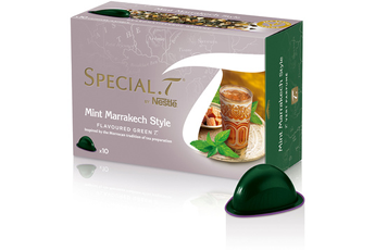 Thé MINT MARRAKECH STYLE Special.t By Nestle