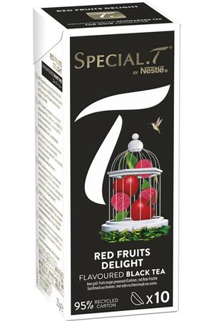 Café et thé Special.t By Nestle RED FRUIT DELIGHT