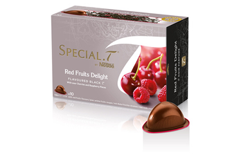 Thé RED FRUITS DELIGHT Special.t By Nestle