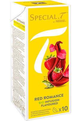 Thé Special.t By Nestle RED ROMANCE