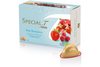 Thé INFUSION RED ROMANCE Special.t By Nestle