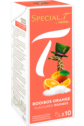 Thé Special.t By Nestle ROOIBOS ORANGE