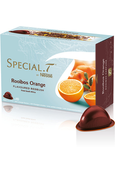 Thé ROOIBOS ORANGE Special.t By Nestle