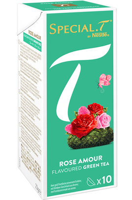 Thé Special.t By Nestle THE VERT ROSE AMOUR