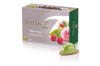 Thé ROSE AMOUR Special.t By Nestle
