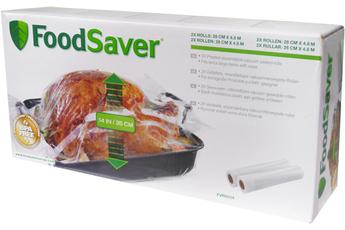 Film et sac alimentaire ROULEAUX EXT FVR003X Foodsaver