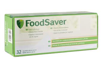 Film et sac alimentaire FSB3202-I X32 Foodsaver