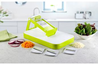Planche à découper COUPE & DECOUPE GREEN Kitchen Cook