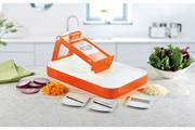 Planche à découper Kitchen Cook COUPE&DECOUPE ORANGE