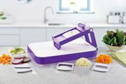 Planche à découper Kitchen Cook COUPE&DECOUPE PURPLE