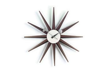 Horloge Sunburst Clock 20125303 Vitra