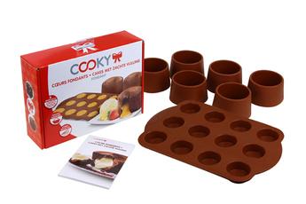 Coffret cuisine COFFRET FONDANTS Cooky