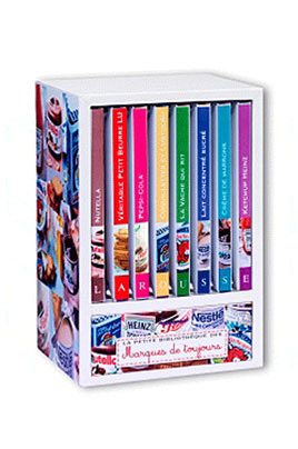 Coffret cuisine larousse la petite bibliotheque des for Petit larousse de la cuisine