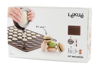Coffret cuisine KIT MACARONS Lekue