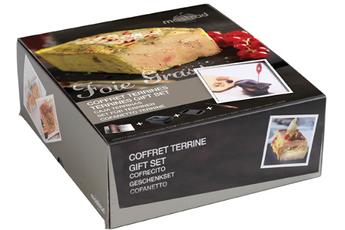 Coffret cuisine COFFRET TERRINE FOIE GRAS Mastrad