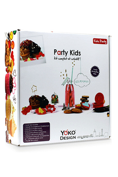 Coffret cuisine COFFRET PARTY KIDS Yoko Design