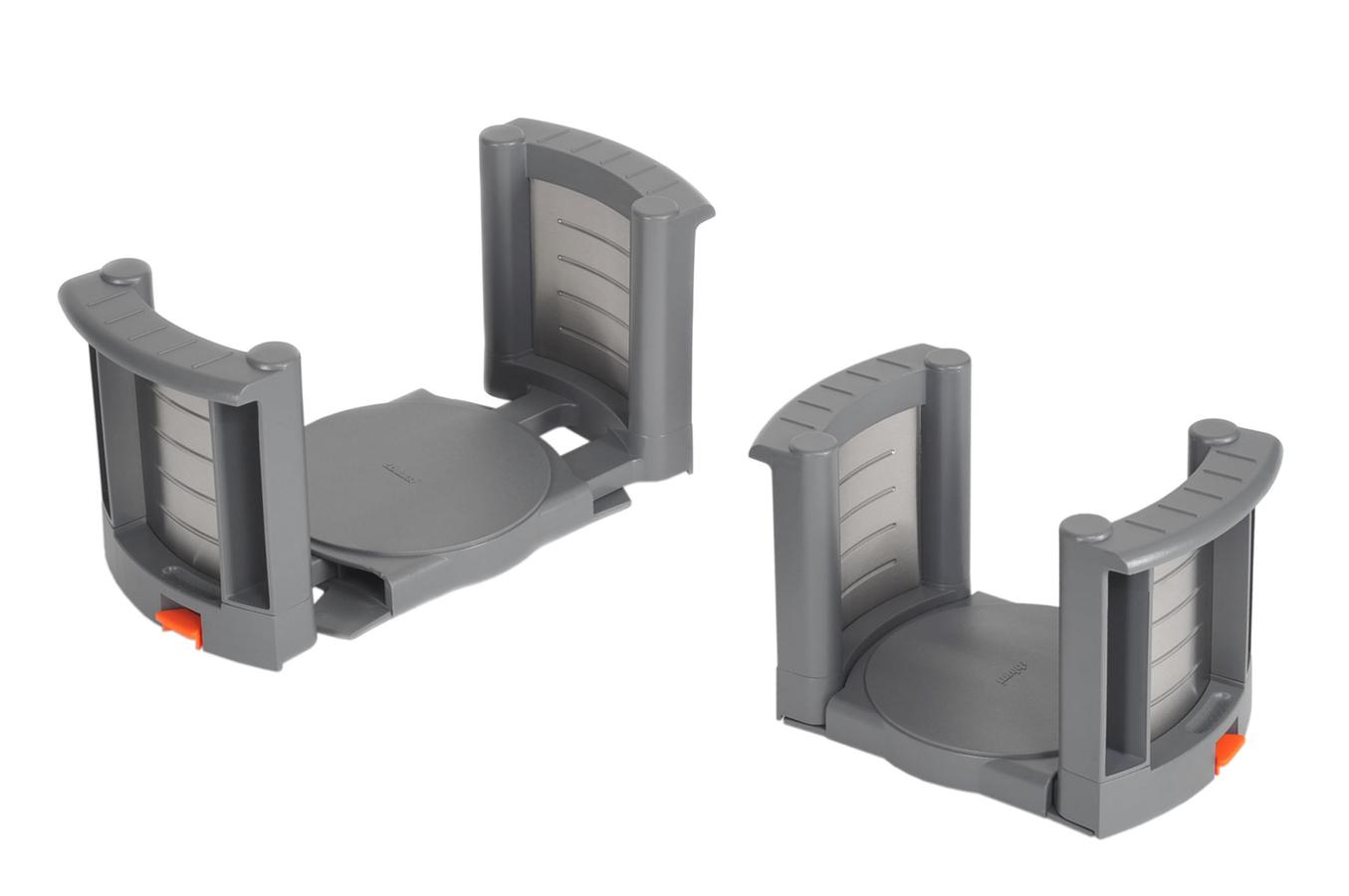 range assiettes beckermann zbtb rangement universel assiettes 1308068 darty. Black Bedroom Furniture Sets. Home Design Ideas