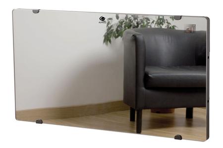 panneau rayonnant alpatec glass1500 darty. Black Bedroom Furniture Sets. Home Design Ideas