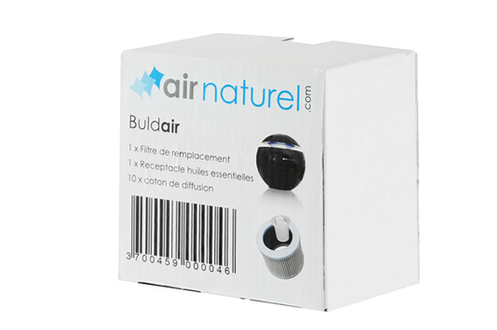 accessoire climatiseur ventilateur air naturel filtr o buldair 1297090. Black Bedroom Furniture Sets. Home Design Ideas