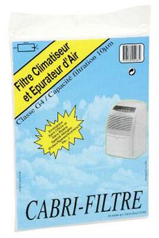Accessoire climatiseur / ventilateur FILTRE A CLASSE G4 Cabri-deal