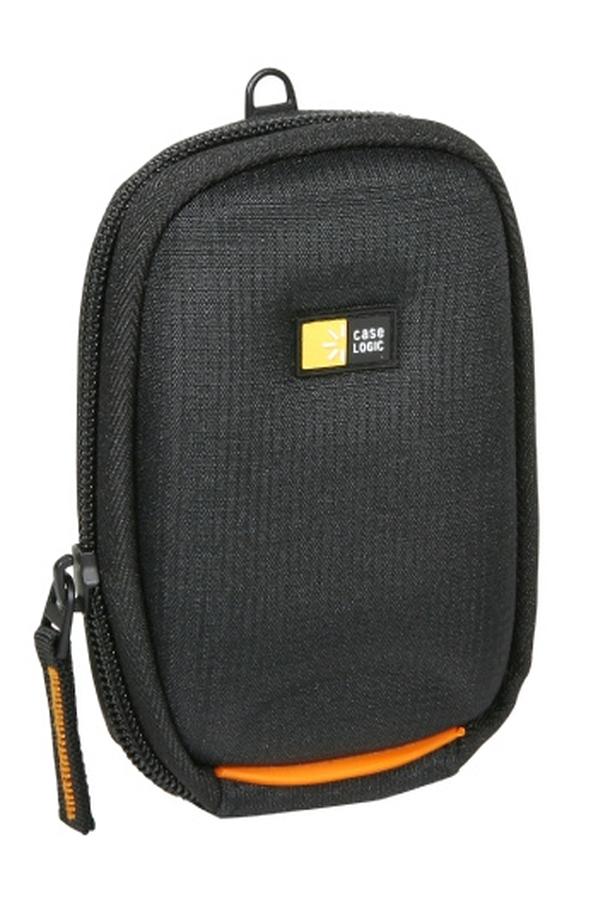 Housse pour appareil photo case logic sldc 201 noir etui for Housse appareil photo compact
