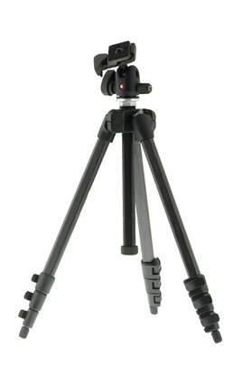 Manfrotto 732CY Trépied carbone sans rotule/tete