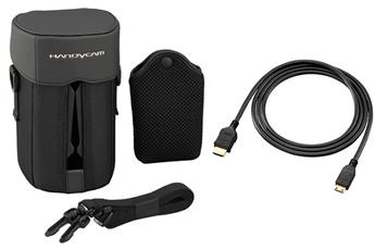Sacoche caméscope ETUI + MINI HDMI POUR SR5-SR7 Sony